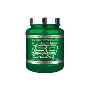 ZERO SUGAR/ZERO FAT ISOGREAT