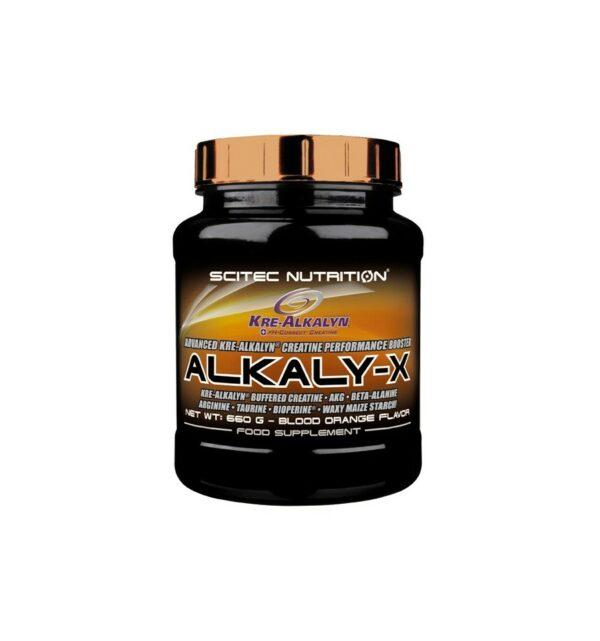 ALKALY-X