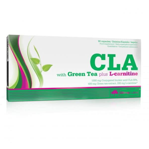 CLA & GREEN TEA plus L-CARNITINE