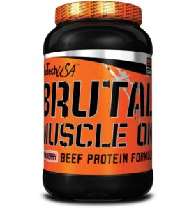 BRUTAL MUSCLE ON BEEF PROTEIN