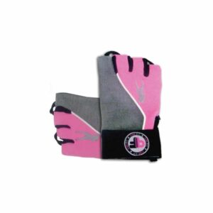 pink fit glove graypink