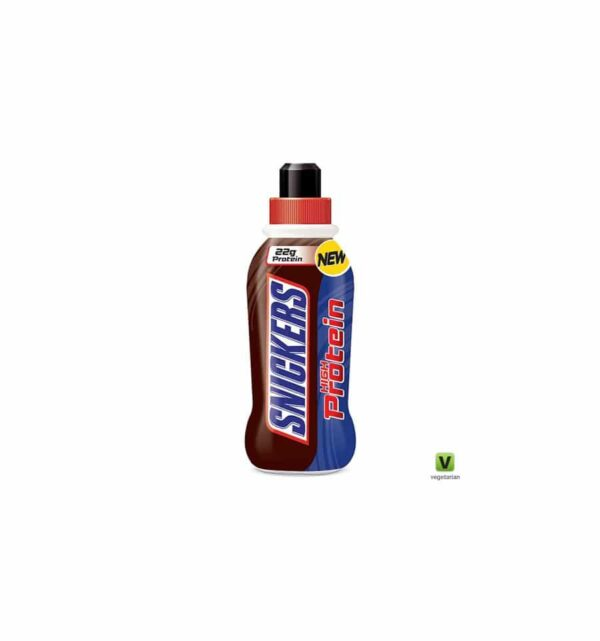 SNICKERS HIGH PROTEIN