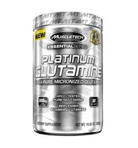 PLATINUM 100% PURE GLUTAMINE