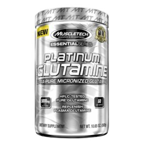 PLATINUM 100% PURE GLUTAMINE