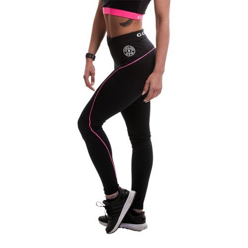golds-gym_golds-gym-ladies-leggings_black–pink_frontc