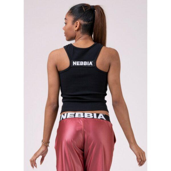 chemise-sport-nebbia-labels-model-n516-noir-nebbia–3